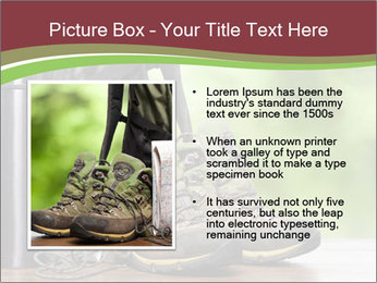 Shoes PowerPoint Template - Slide 13