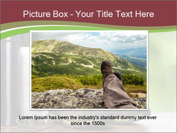 Shoes PowerPoint Template - Slide 15