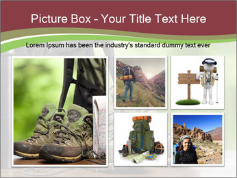 Shoes PowerPoint Template - Slide 19