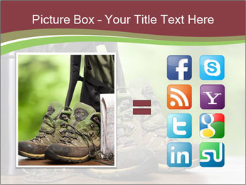 Shoes PowerPoint Template - Slide 21