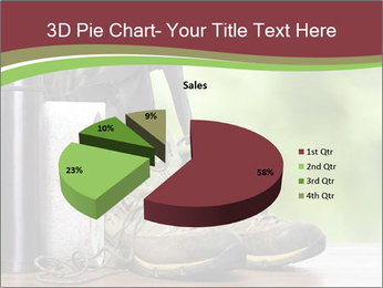 Shoes PowerPoint Template - Slide 35
