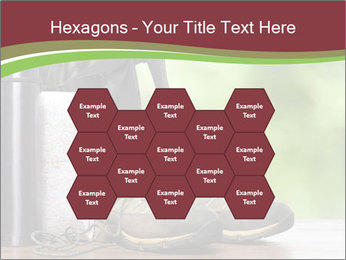 Shoes PowerPoint Template - Slide 44