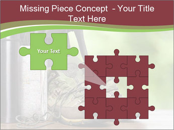 Shoes PowerPoint Template - Slide 45