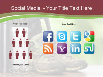 Shoes PowerPoint Template - Slide 5