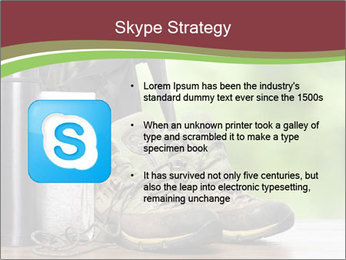 Shoes PowerPoint Template - Slide 8