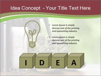 Shoes PowerPoint Template - Slide 80