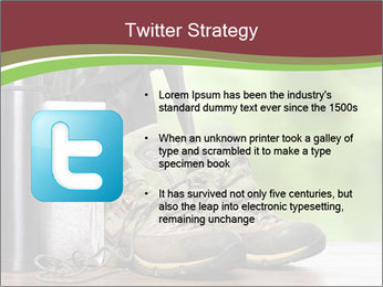 Shoes PowerPoint Template - Slide 9