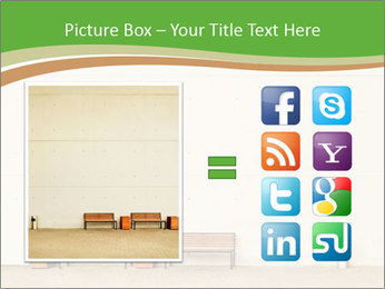 Street wall PowerPoint Template - Slide 21
