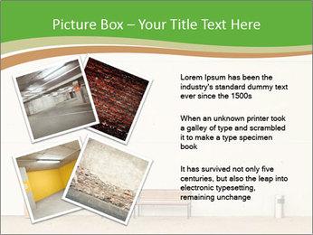 Street wall PowerPoint Template - Slide 23