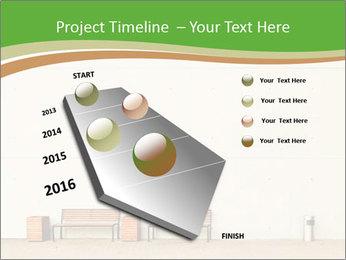 Street wall PowerPoint Template - Slide 26