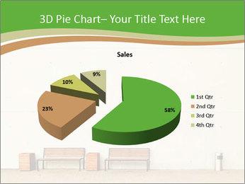 Street wall PowerPoint Template - Slide 35