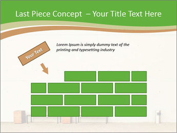 Street wall PowerPoint Template - Slide 46