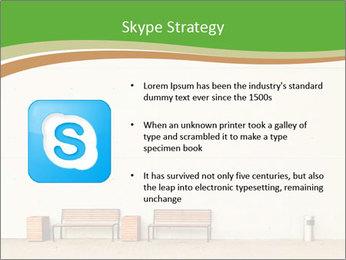 Street wall PowerPoint Template - Slide 8