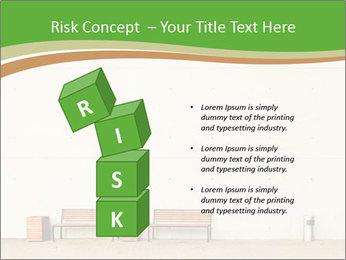 Street wall PowerPoint Template - Slide 81
