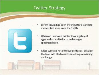 Street wall PowerPoint Template - Slide 9