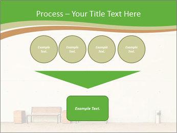 Street wall PowerPoint Template - Slide 93