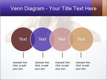 Happy woman PowerPoint Template - Slide 32