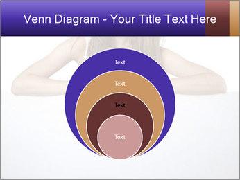 Happy woman PowerPoint Template - Slide 34