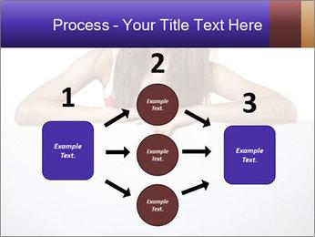 Happy woman PowerPoint Template - Slide 92