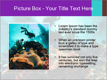 Sea scape PowerPoint Template - Slide 13