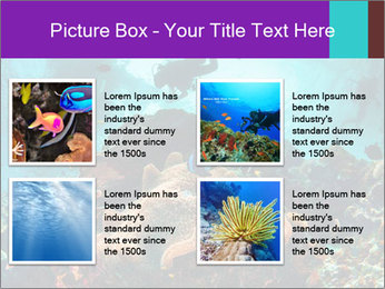 Sea scape PowerPoint Template - Slide 14