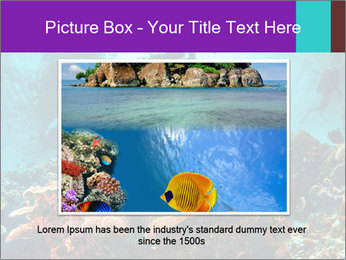 Sea scape PowerPoint Template - Slide 16