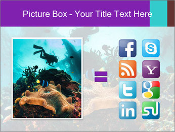 Sea scape PowerPoint Template - Slide 21