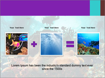 Sea scape PowerPoint Template - Slide 22