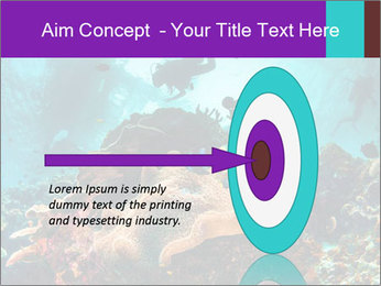 Sea scape PowerPoint Template - Slide 83