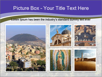 Arab village PowerPoint Templates - Slide 19