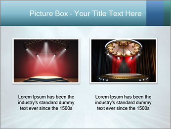 Background in show PowerPoint Template - Slide 18