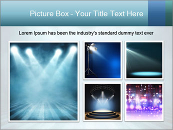 Background in show PowerPoint Template - Slide 19