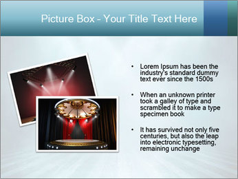 Background in show PowerPoint Template - Slide 20