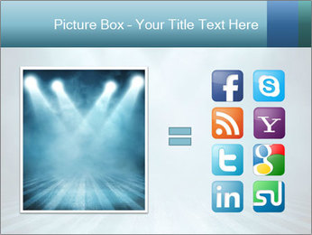 Background in show PowerPoint Template - Slide 21