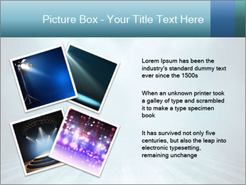 Background in show PowerPoint Template - Slide 23