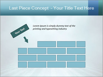 Background in show PowerPoint Template - Slide 46