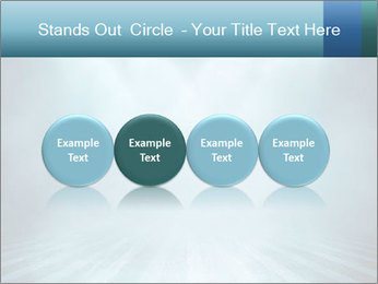 Background in show PowerPoint Template - Slide 76