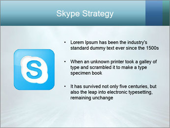 Background in show PowerPoint Template - Slide 8