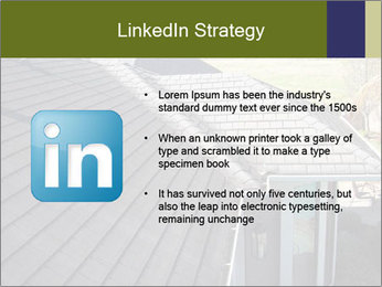 Designer shingles PowerPoint Template - Slide 12