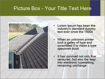 Designer shingles PowerPoint Template - Slide 13