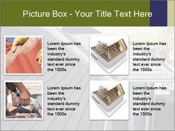 Designer shingles PowerPoint Template - Slide 14