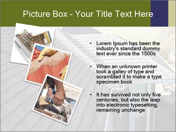 Designer shingles PowerPoint Template - Slide 17