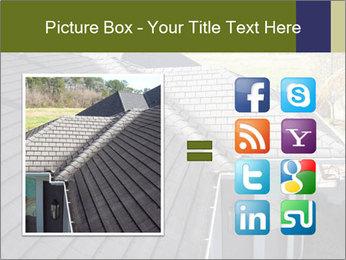 Designer shingles PowerPoint Template - Slide 21