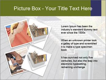 Designer shingles PowerPoint Template - Slide 23