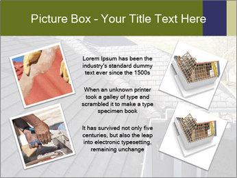 Designer shingles PowerPoint Template - Slide 24