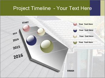 Designer shingles PowerPoint Template - Slide 26