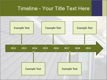 Designer shingles PowerPoint Template - Slide 28