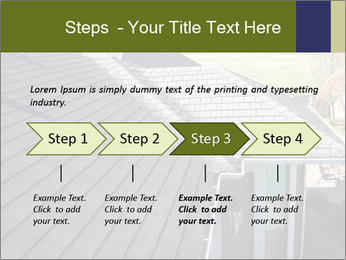 Designer shingles PowerPoint Template - Slide 4