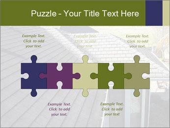 Designer shingles PowerPoint Template - Slide 41