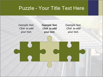 Designer shingles PowerPoint Template - Slide 42